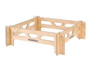 300mm Stage Riser Set for StackaStage Portable Stage System