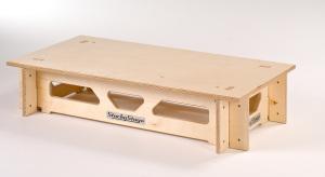 Slot-together 400mm Step Set for StackaStage Staging System