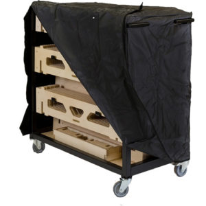 Trolley for 4 or 6 Square Metre StackaStage Stage Kit