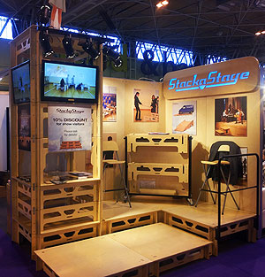 Education Show 2014, Birmingham NEC