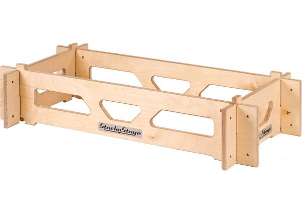 Slot-together Step Riser Set for StackaStage Portable Stage System