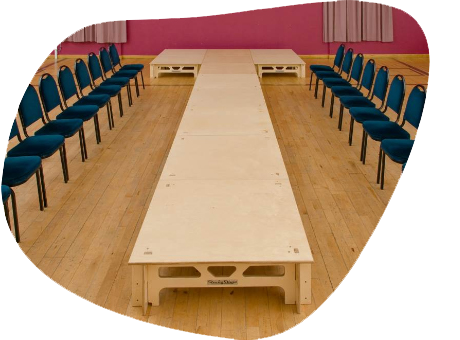 Staging For Schools
